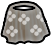 Grey Flower Skirt.png