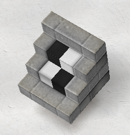 Black Checker Stairs Angle Gallery.png